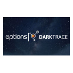Options Announces Strategic Partnership with Darktrace